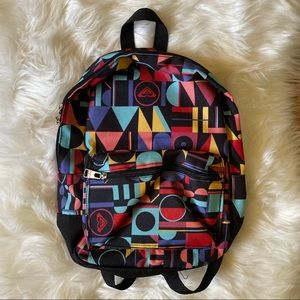 ROXY MULTI COLOR MINI BACKPACK